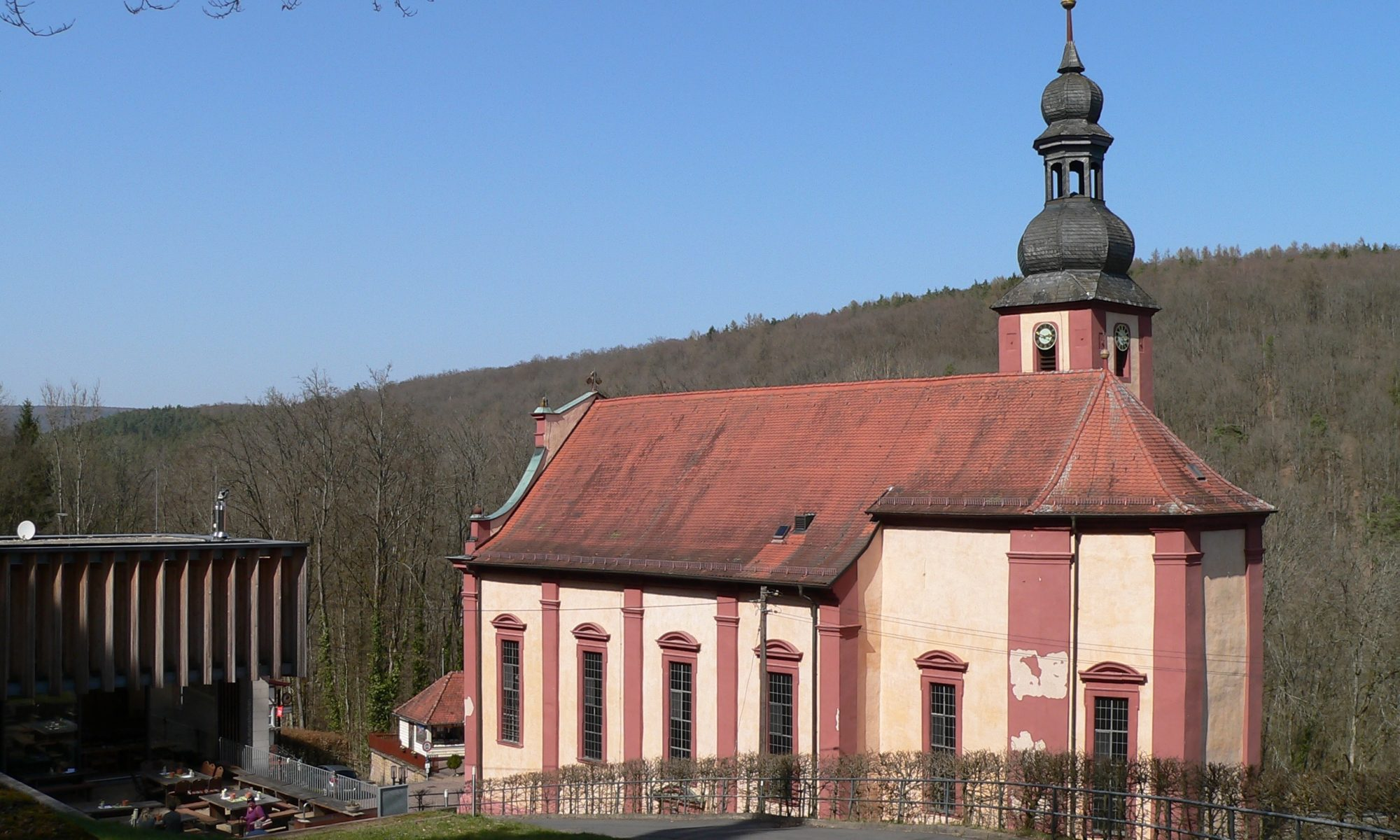 Wallfahrtskirche Mariabuchen | Foto: B. Schneider