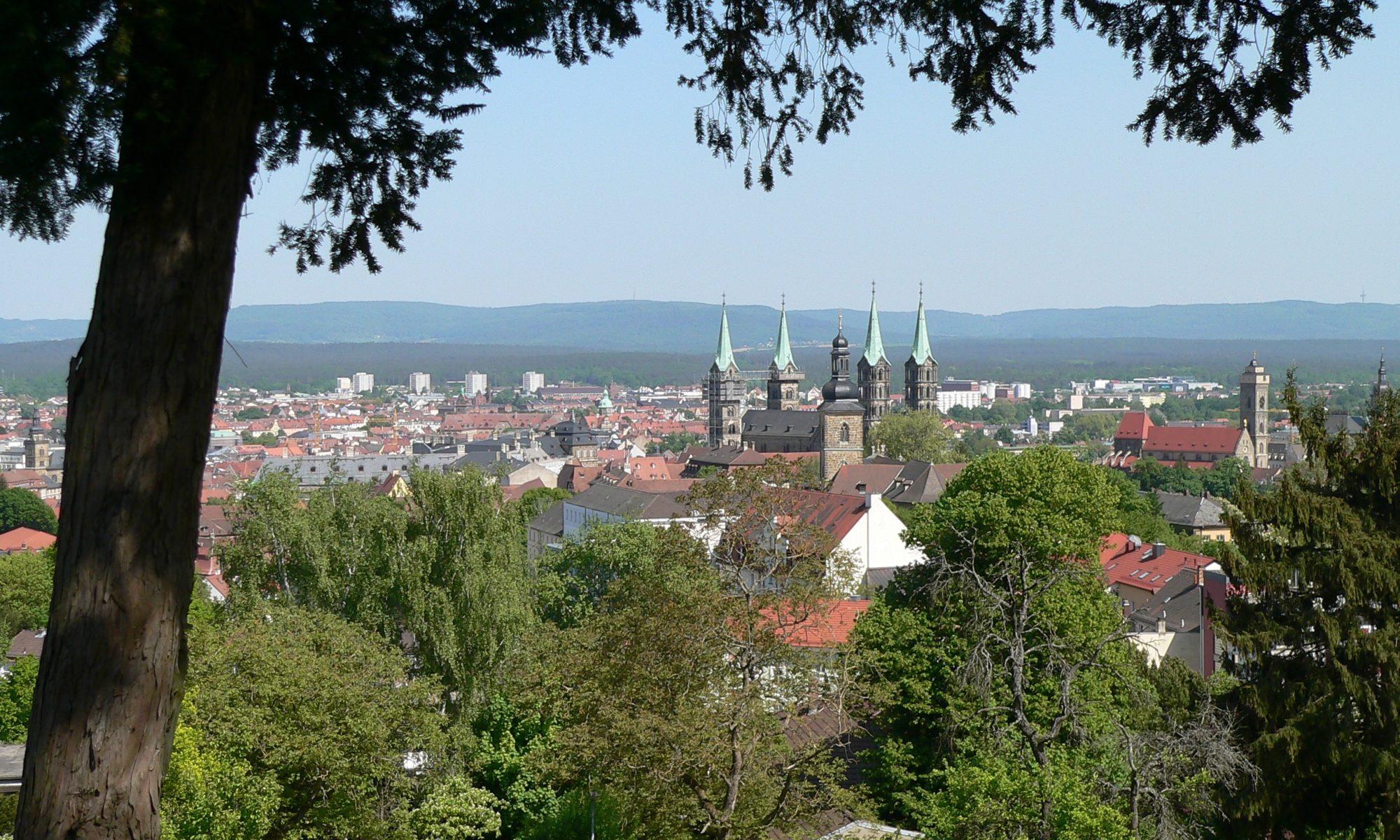 Die Altstadt von Bamberg ist seit 25 Jahren Weltkulturerbe. | Foto: B. Schneider