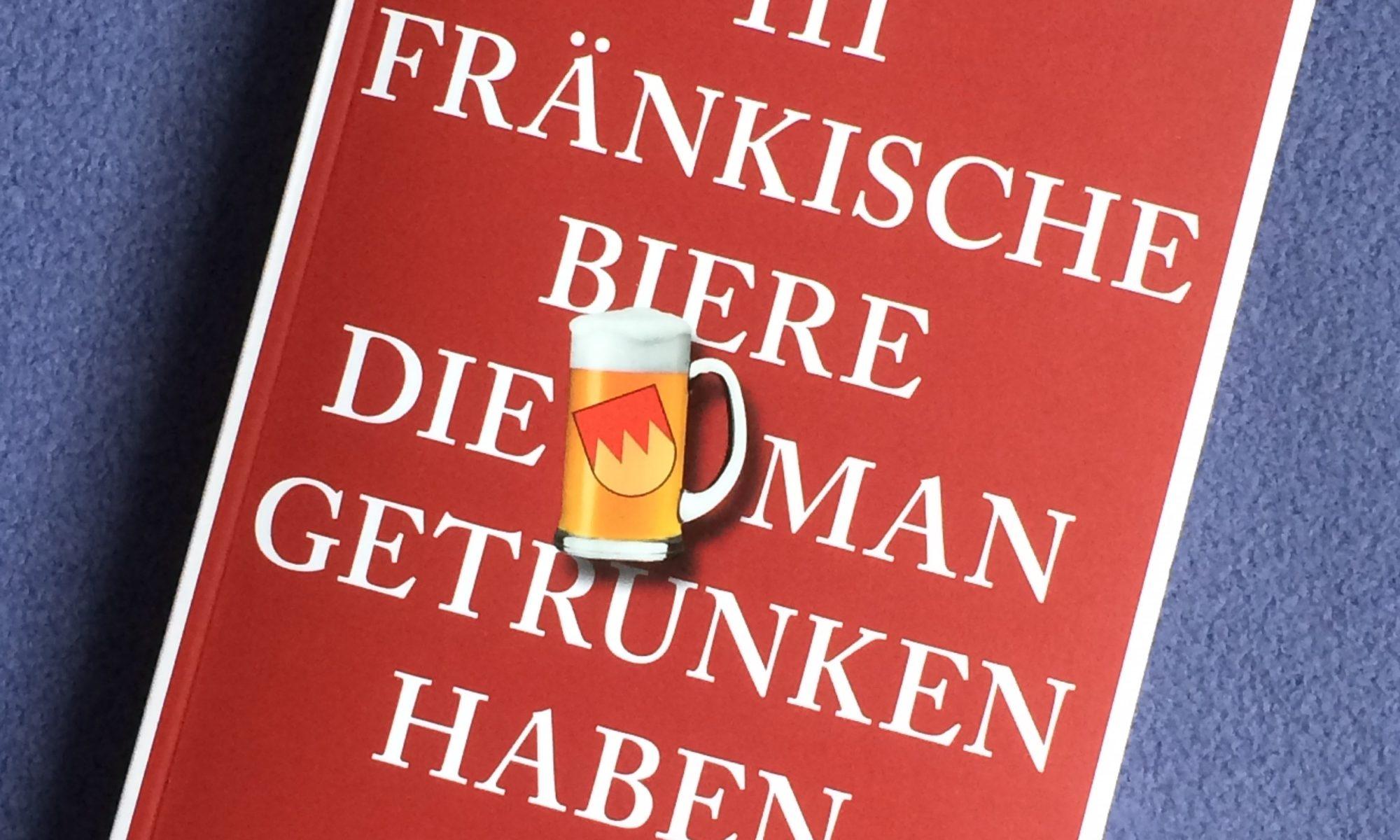 Wegweiser zu den besten fränkischen Bieren. | Foto: B. Schneider
