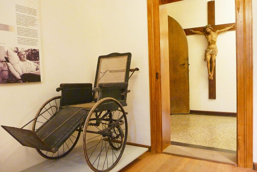 Labsal für Körper und Geist bot das Auber Spital für sein Pfründner. | Foto: B. Schneider