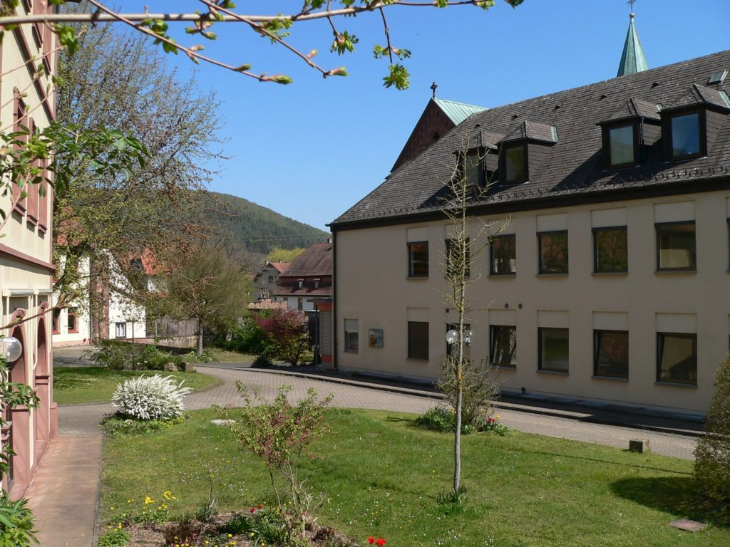 Bei der Jubiläumsfeierlichkeiten darf auch das Missionshaus St. Josef (Kloster der Missionsdominikanerinnen) besichtigt werden.   Foto: B. Schneider