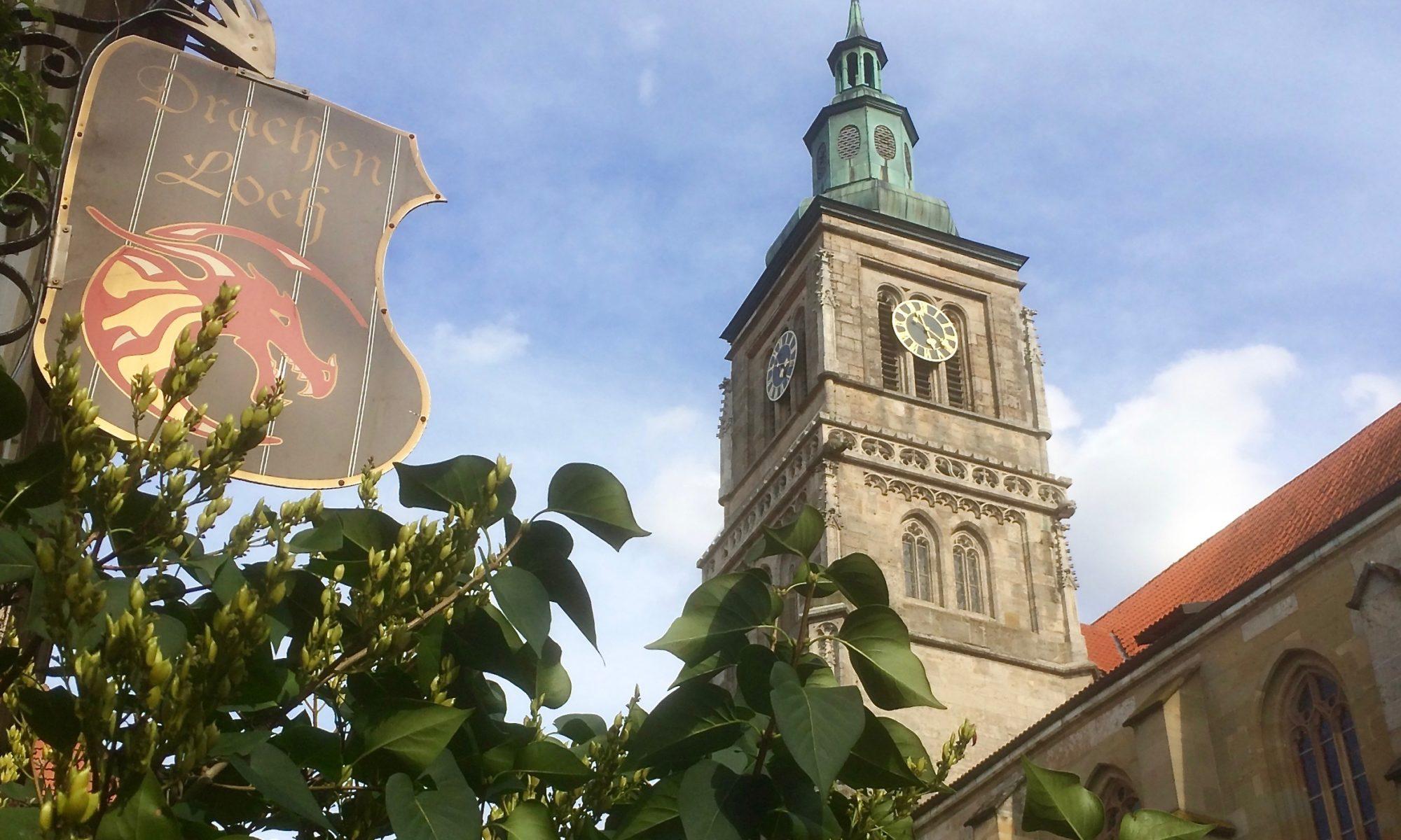 Marienkirche in Königsberg in Bayern. | Foto: B. Schneider