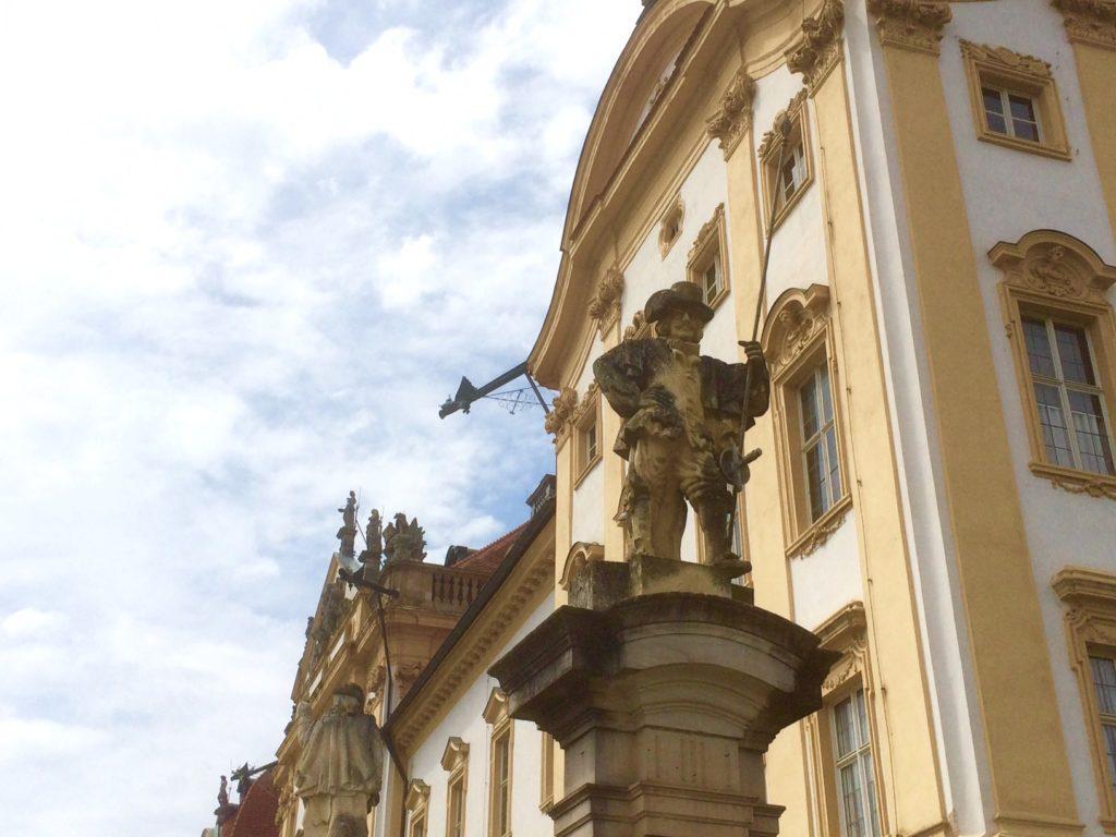 Die Schlossanlage in Ellingen zeugt von der einstigen Macht der Ballei Franken des Deutschen Ordens. | Foto: B. Schneider