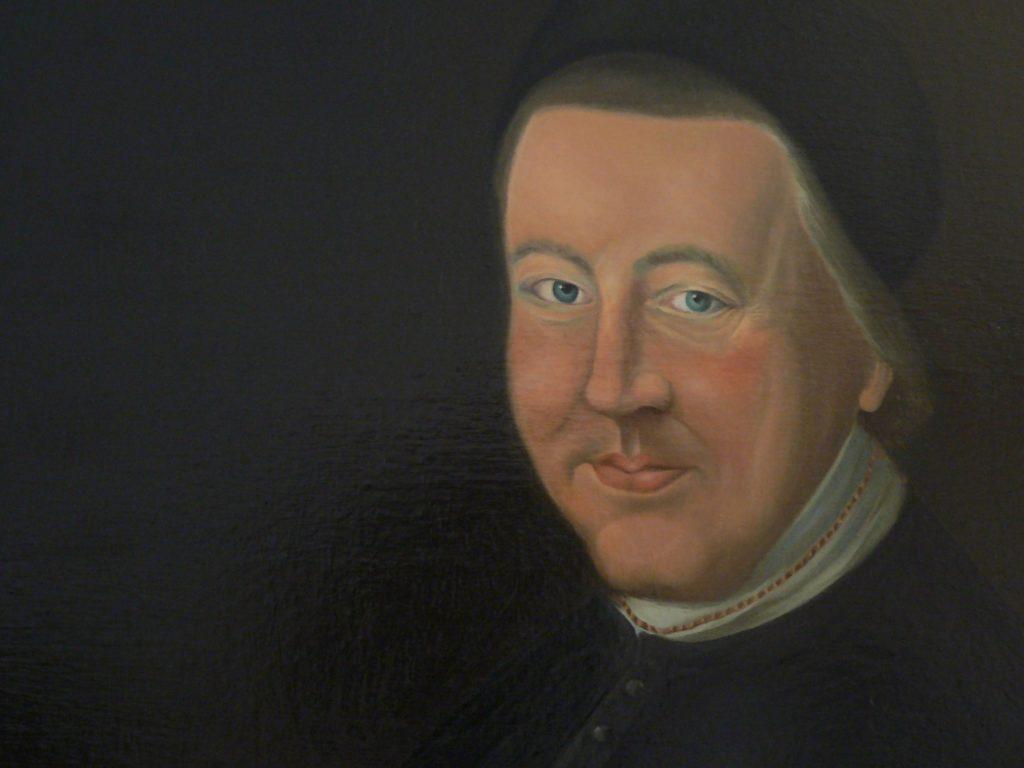 Abt Eugen Montag, der nach der Säkularisation nach Oberschwappach ins Exil ging. | Foto: B. Schneider