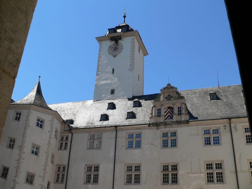 Schloss in Bad Mergentheim - einst Residenz des Hochmeisters des Deutschen Ordens. | Foto: B. Schneider