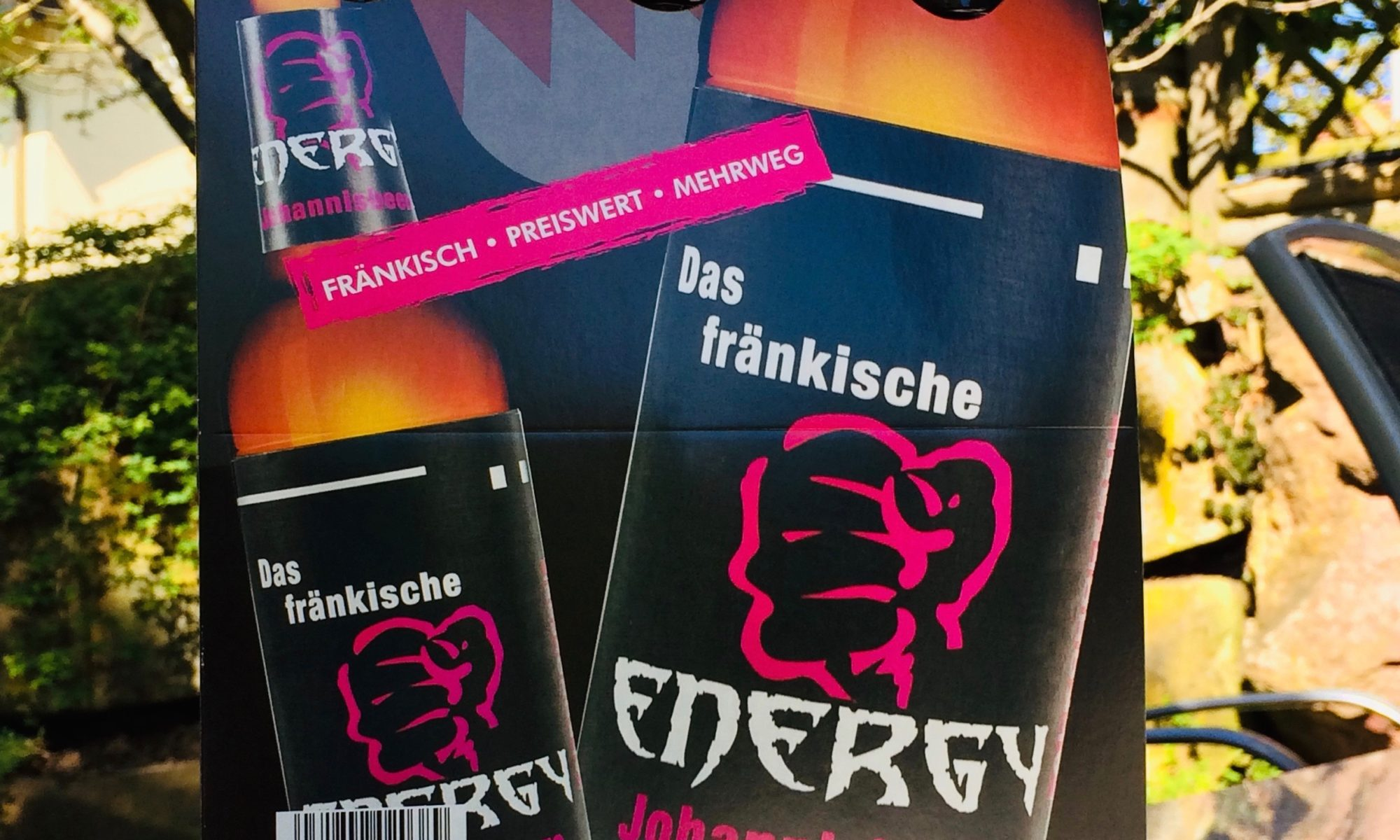 Fränkisches Energy aus Werneck. | Foto: B. Schneider