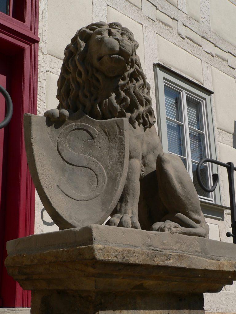 1810 kam Seßlach zum Königsreich Bayern, zuständig war ab 1812 das königliche Landgericht im Bezirksamt Staffelstein. Seit 1972 gehört die Stadt zum Landkreis Coburg. | Foto: B. Schneider