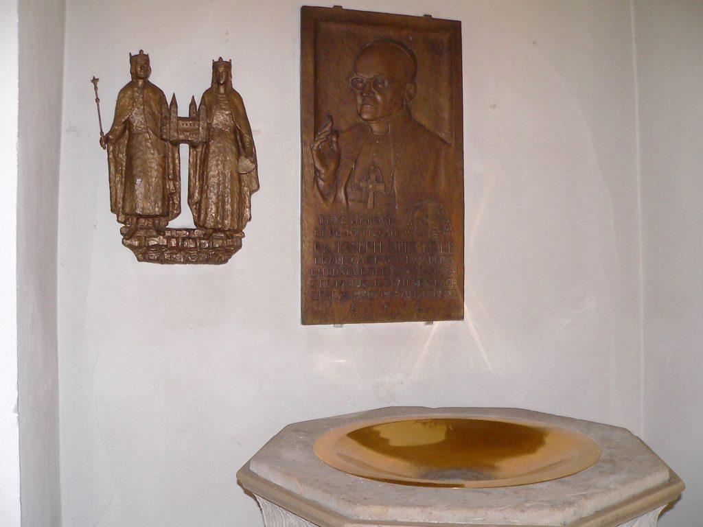 Aus Seßlach stammte Joseph Otto Kolb, der die Gläubigen im Erzbistum Bamberg als ihr Oberhirte durch die letzten Jahre des Zweiten Weltkriegs und die entbehrungsreiche Nachkriegszeit führte. | Foto: B. Schneider