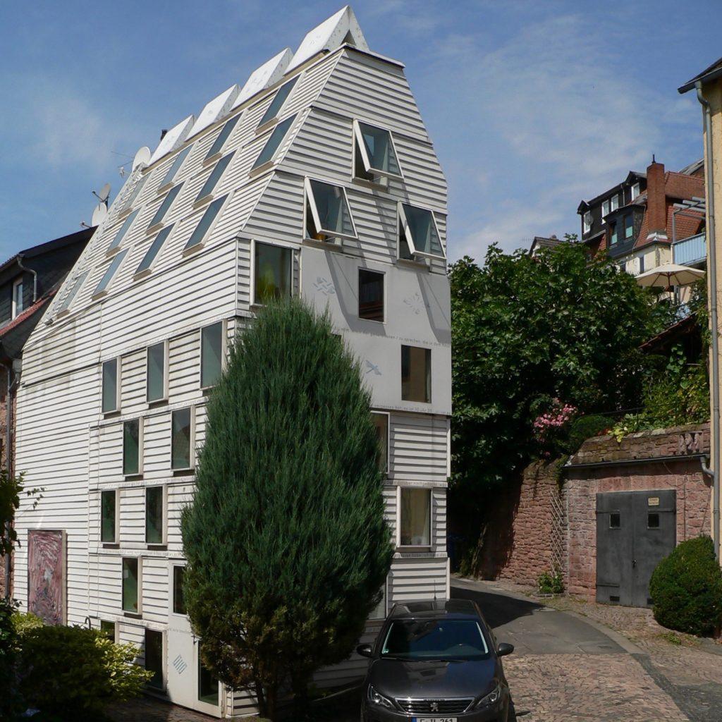 Schubladenhaus.
