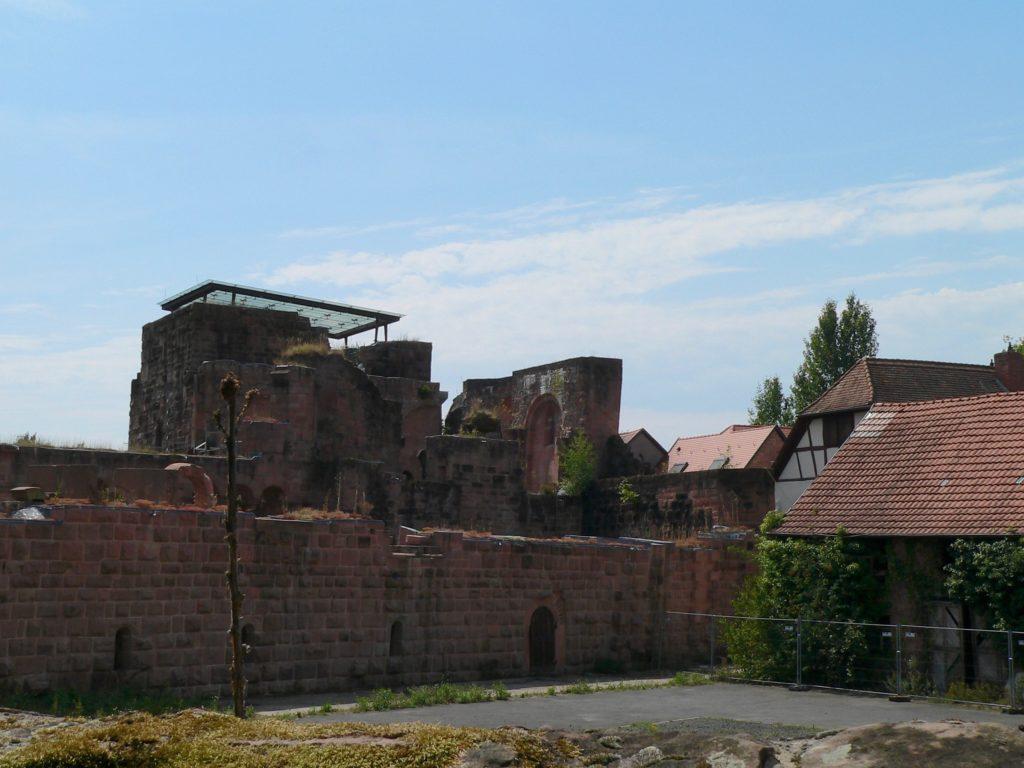 Kaiserpfalz Friedrich Barbarossas.