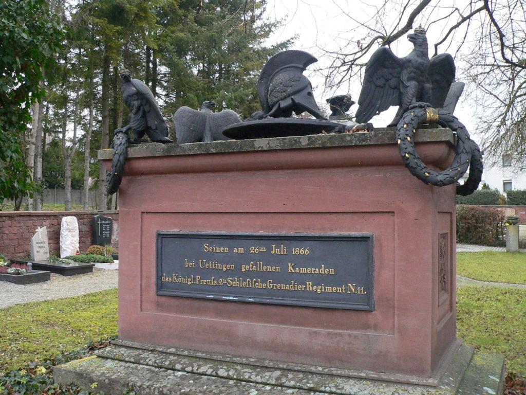 Preußisches Ehrenmal.