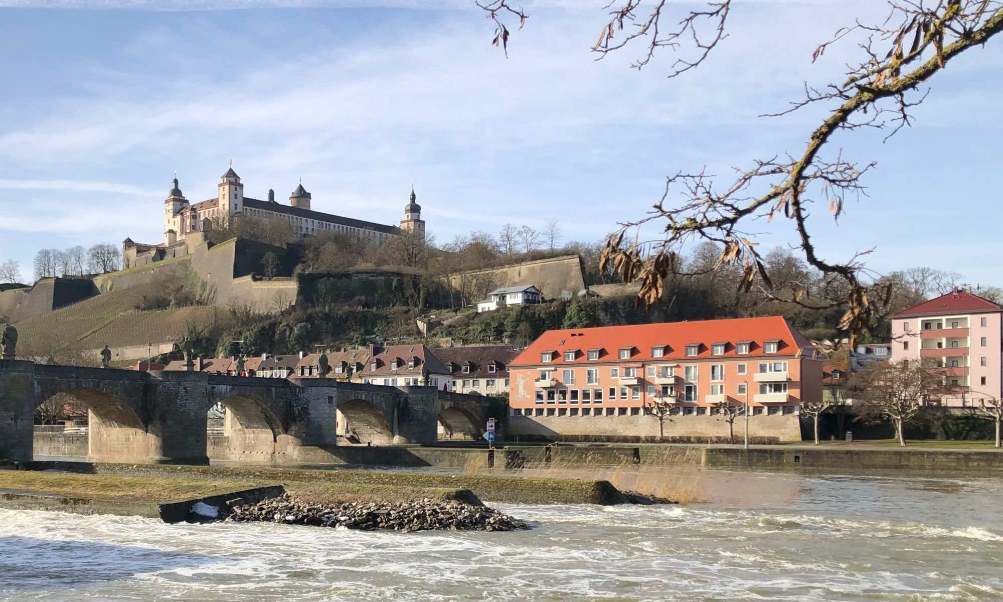 Festung Marienberg in Würzburg. | Foto: B. Schneider
