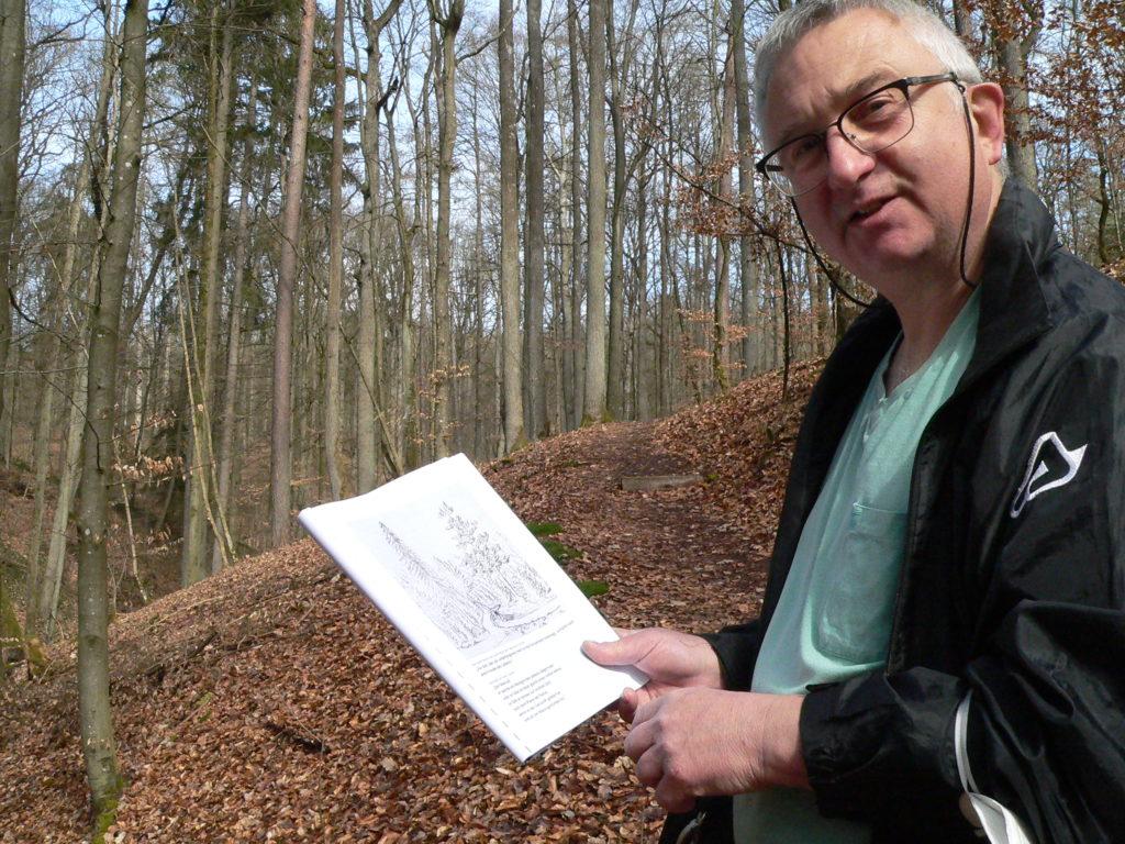 Gartenerlebnisführer Reinhard Schneider verfügt über Aufzeichnungen aus der Entstehungszeit des Bettenburger Landschaftsparks. Im Bundorfer Truchseß-Schloss existiert gar ein Service, das damals von einem Porzellanmaler mit Motiven aus dem Park gestaltet wurde.