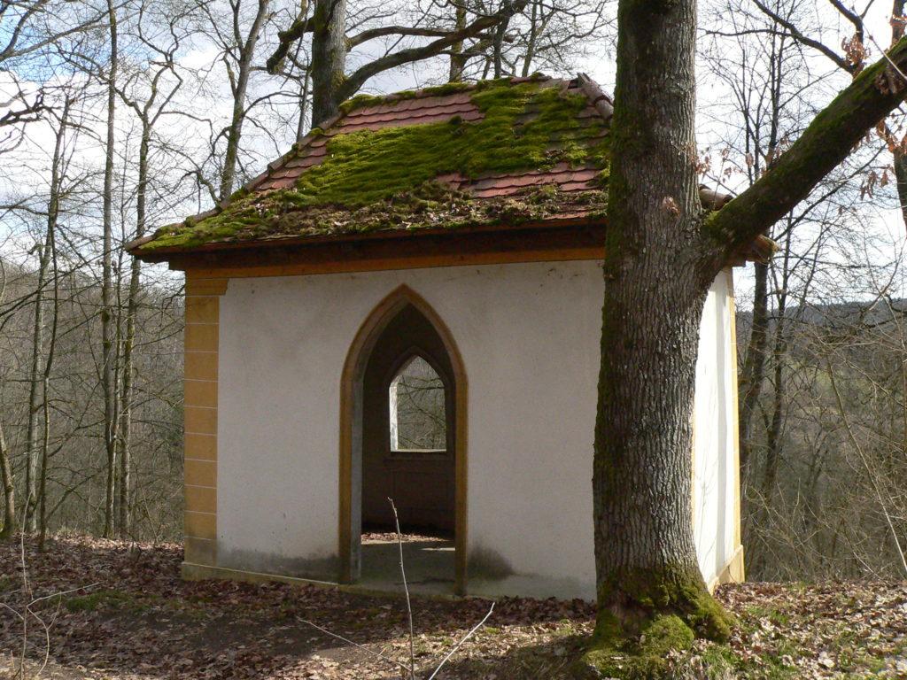 Das Lust- oder Dichterhaus war in erster Linie Friedrich Rückert vorbehalten.