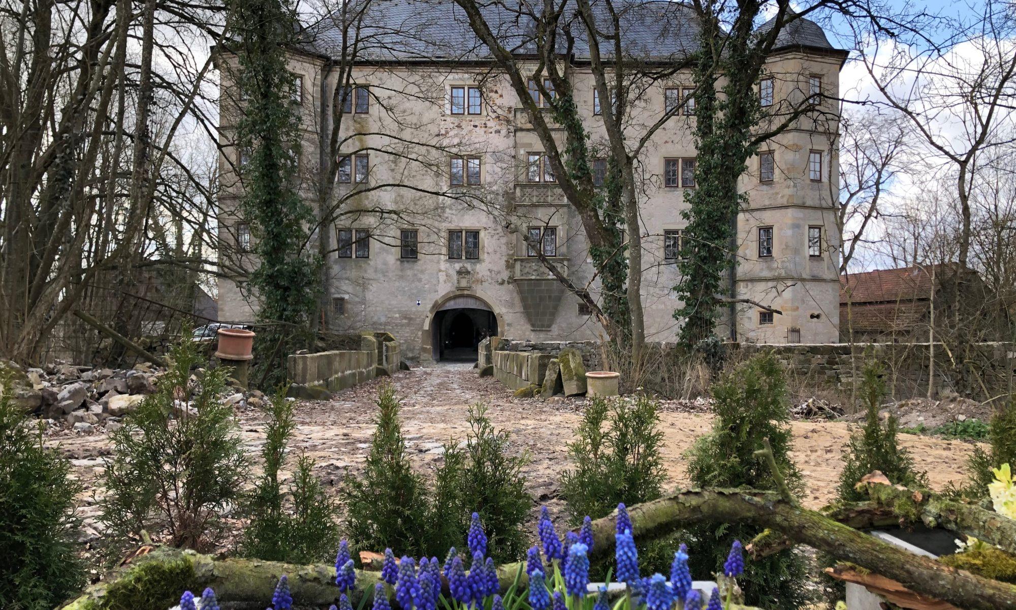 Schloss Wetzhausen ist Stammsitz der Freiherren Truchseß von und zu Wetzhausen. | Foto: B. Schneider